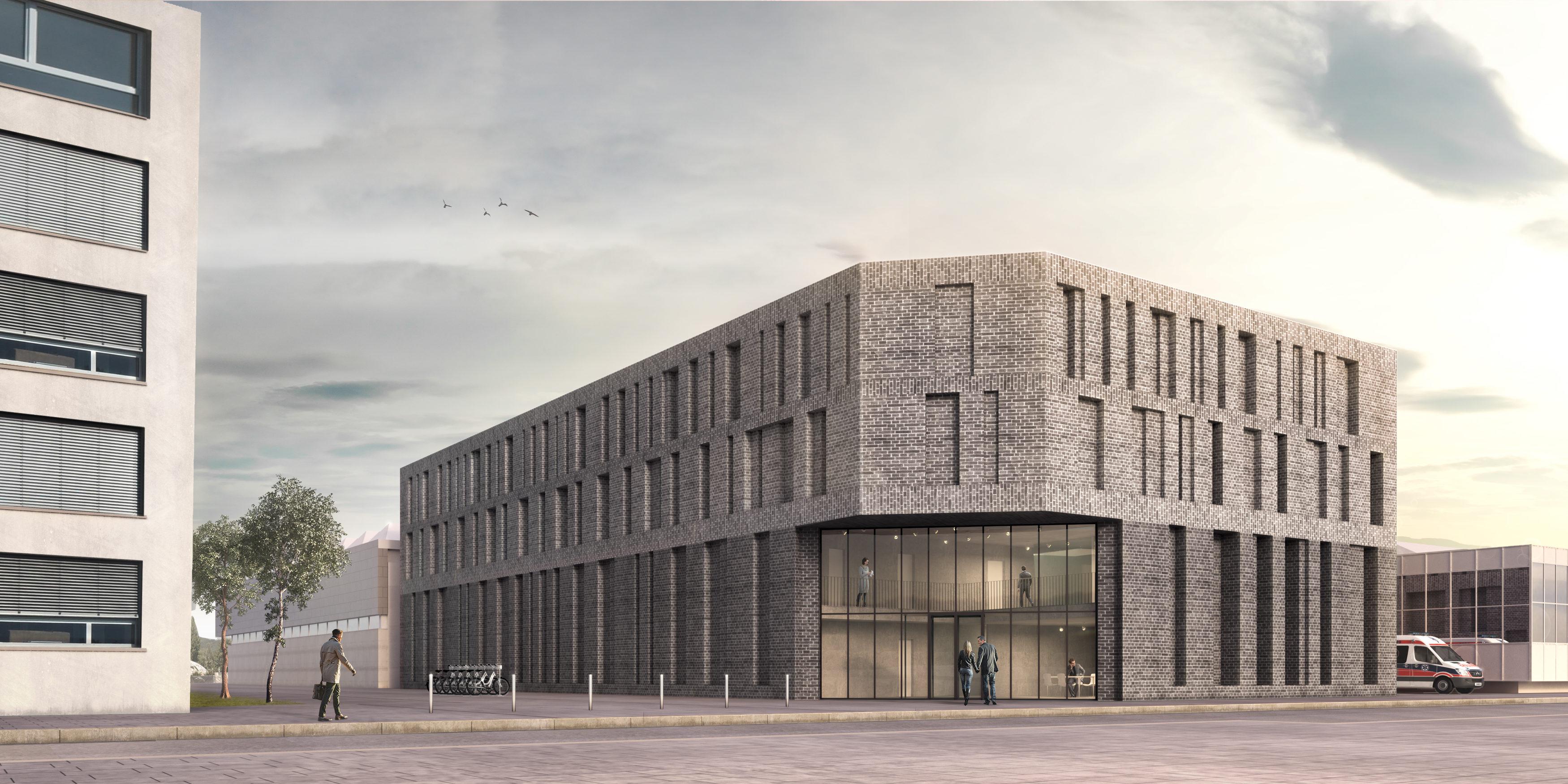 Vereinte Dichotomie -  Architektur