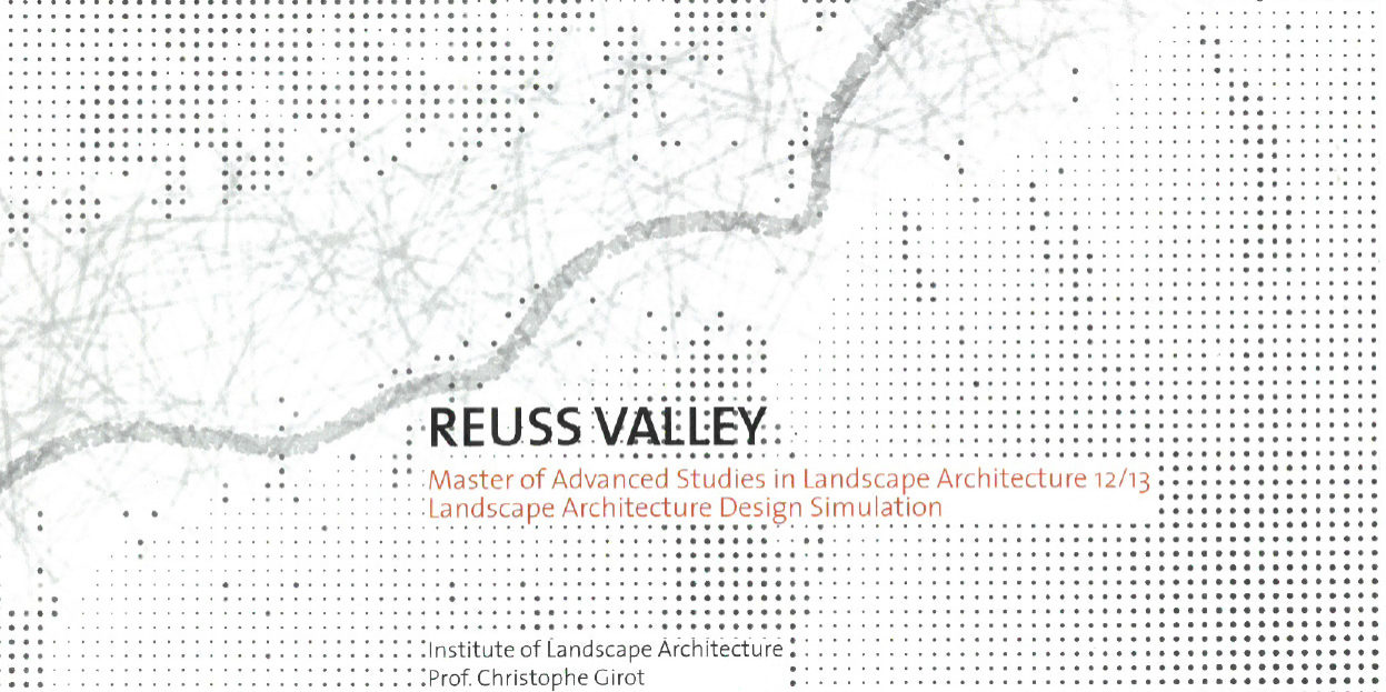 Reuss Valley - Publikation